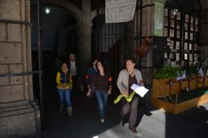 Simulacro, Casa Morelos, Diciembre, 2014 (2)ok