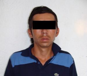 """Ángel """"N"""" de 24 años"""