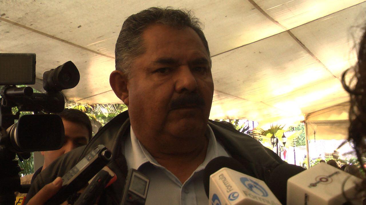 Jesús Escamillas Casarrubias dirigente del Partido Humanista en Morelos
