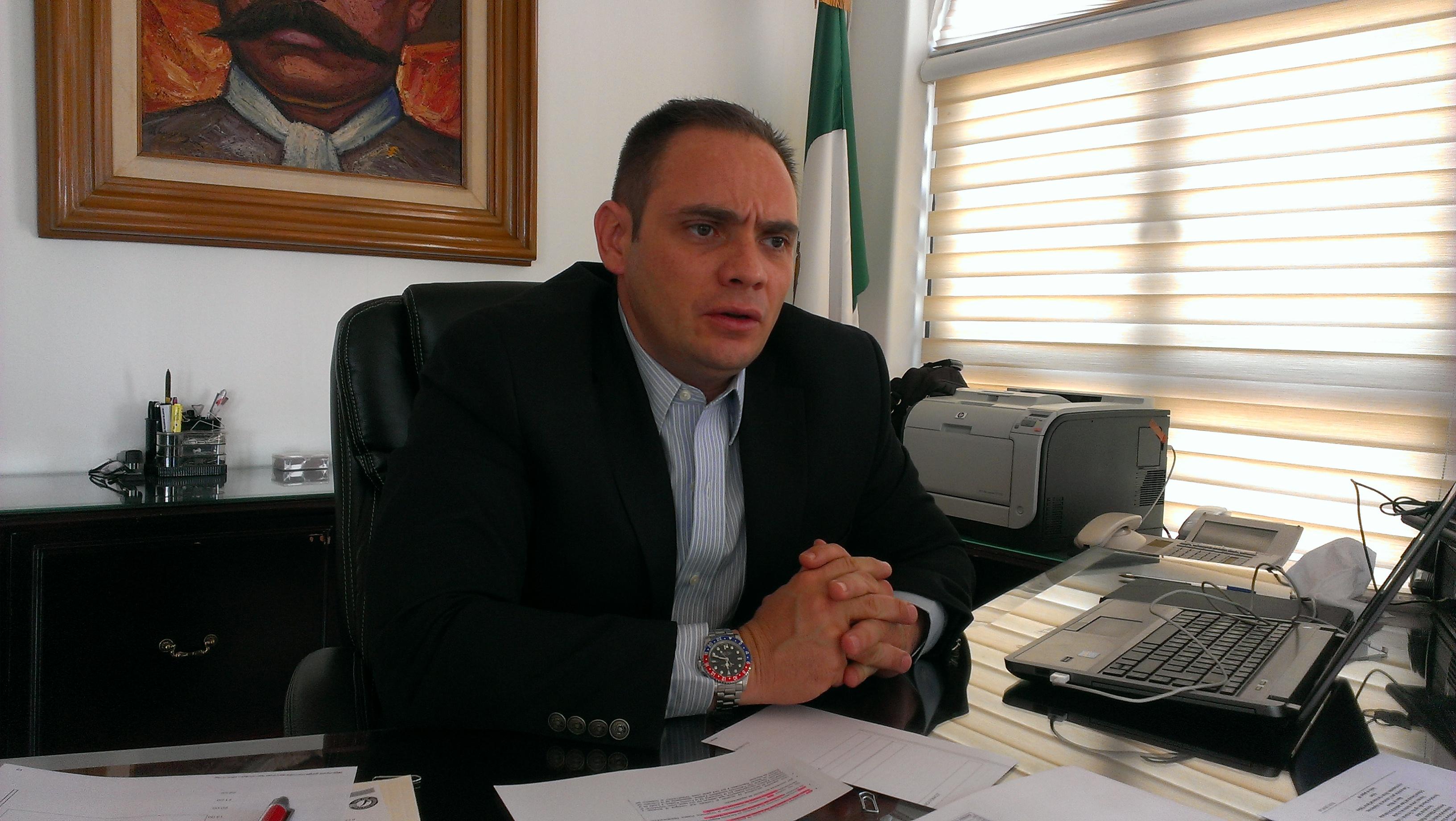 Regularizar n 641 inmuebles del gobierno estatal zona for Noticias del gobierno