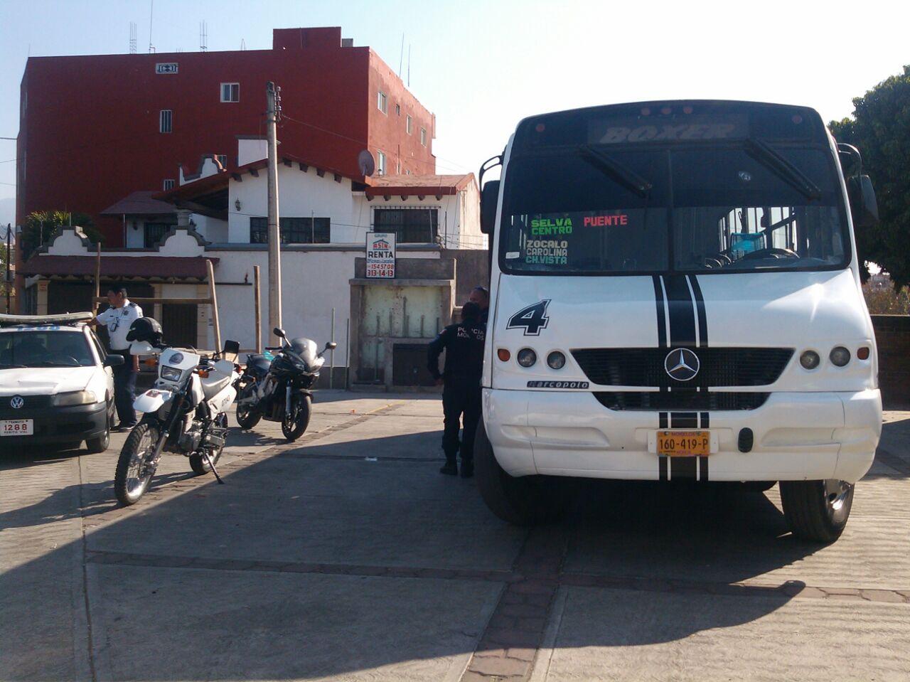Ruta 4 Atropella A Motociclista En Ocotepec Chofer Se Da