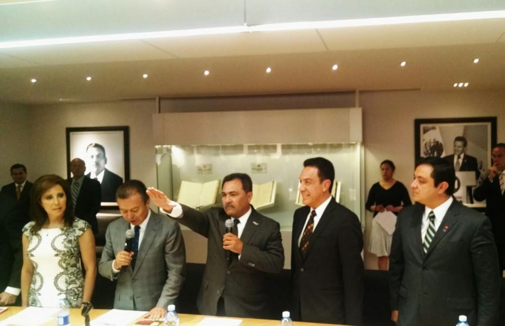 Jorge Morales Barud, tomó protesta como nuevo presidente de la Federación Nacional de Municipios de México A.C. (FENAMM) (2)