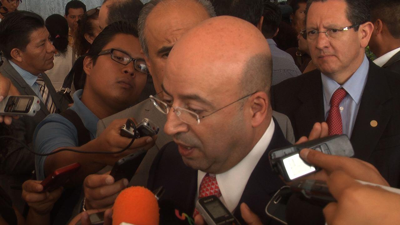 coordinador Nacional Antisecuestro, Renato Sales Herida