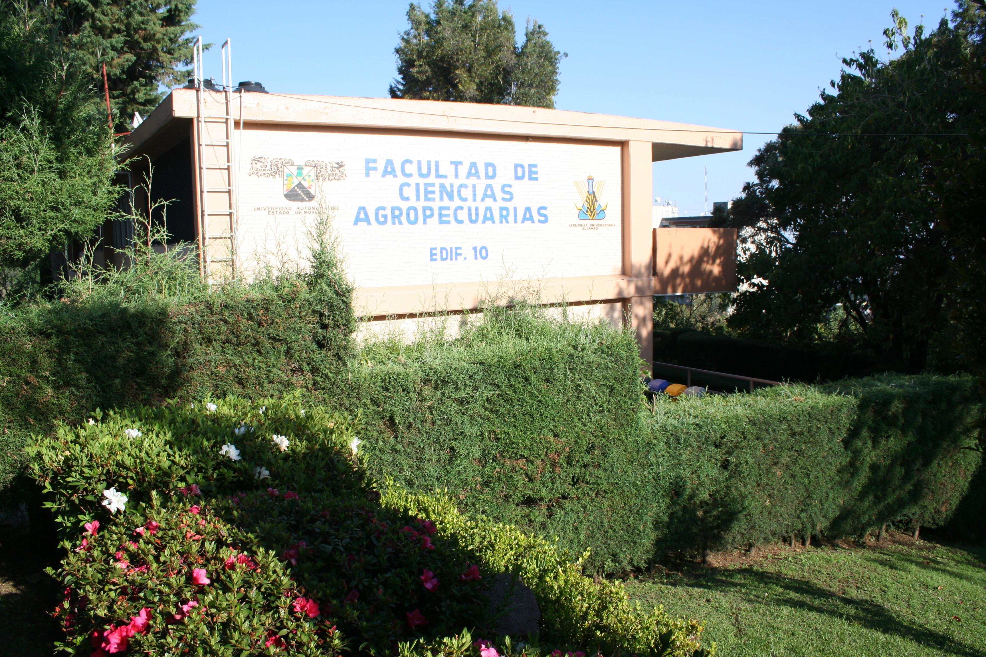 Facultad de ciencias agropecuarias- UAEM
