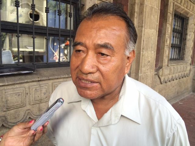 Juan López Palacios habitante de Xoxocotla
