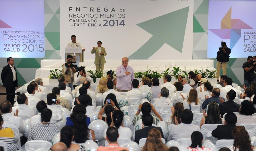 Graco, encuentro nacional de prevención y promoción para una mejor salud 2015 (1)