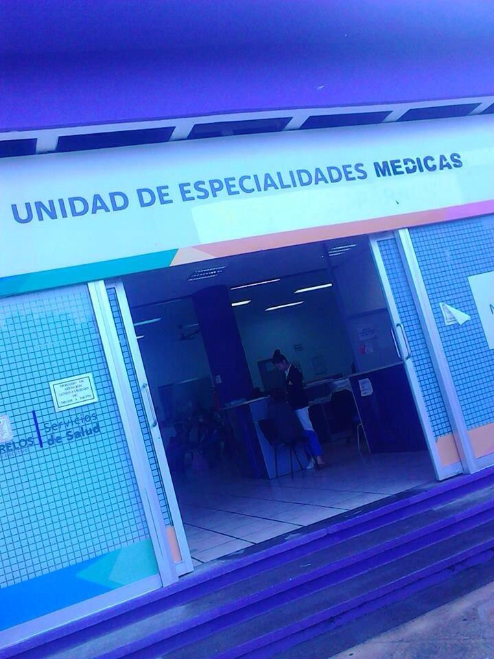 Unidad de Especialidades Médicas