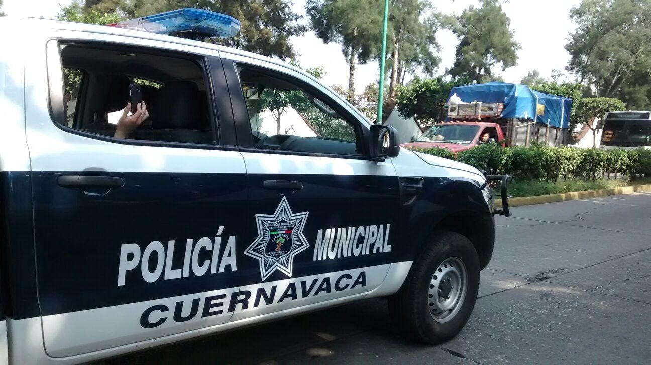 patrulla cuernavaca