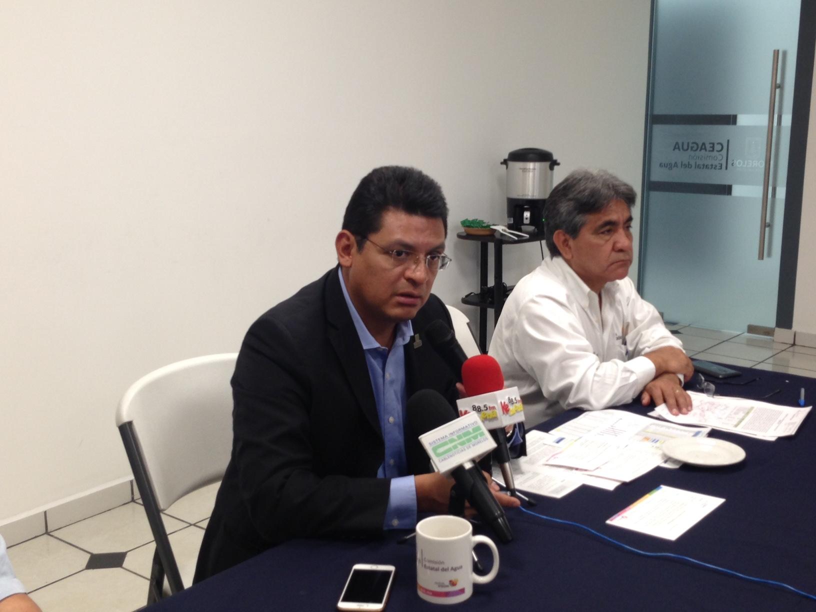 CEAGUA, Juan Carlos Valencia Vargas