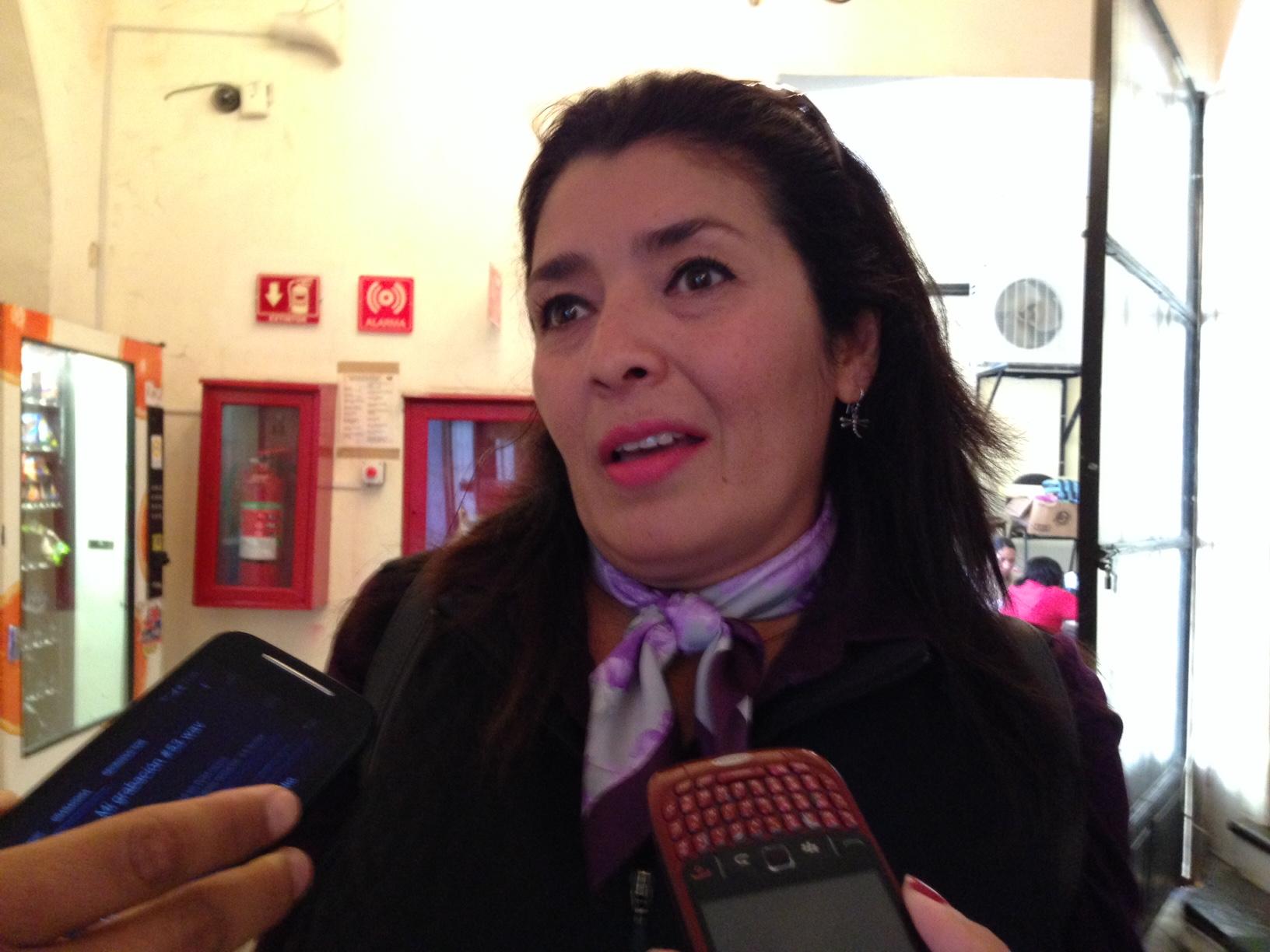 Sistema DIF Morelos, María Elisa Zamudio Abrego