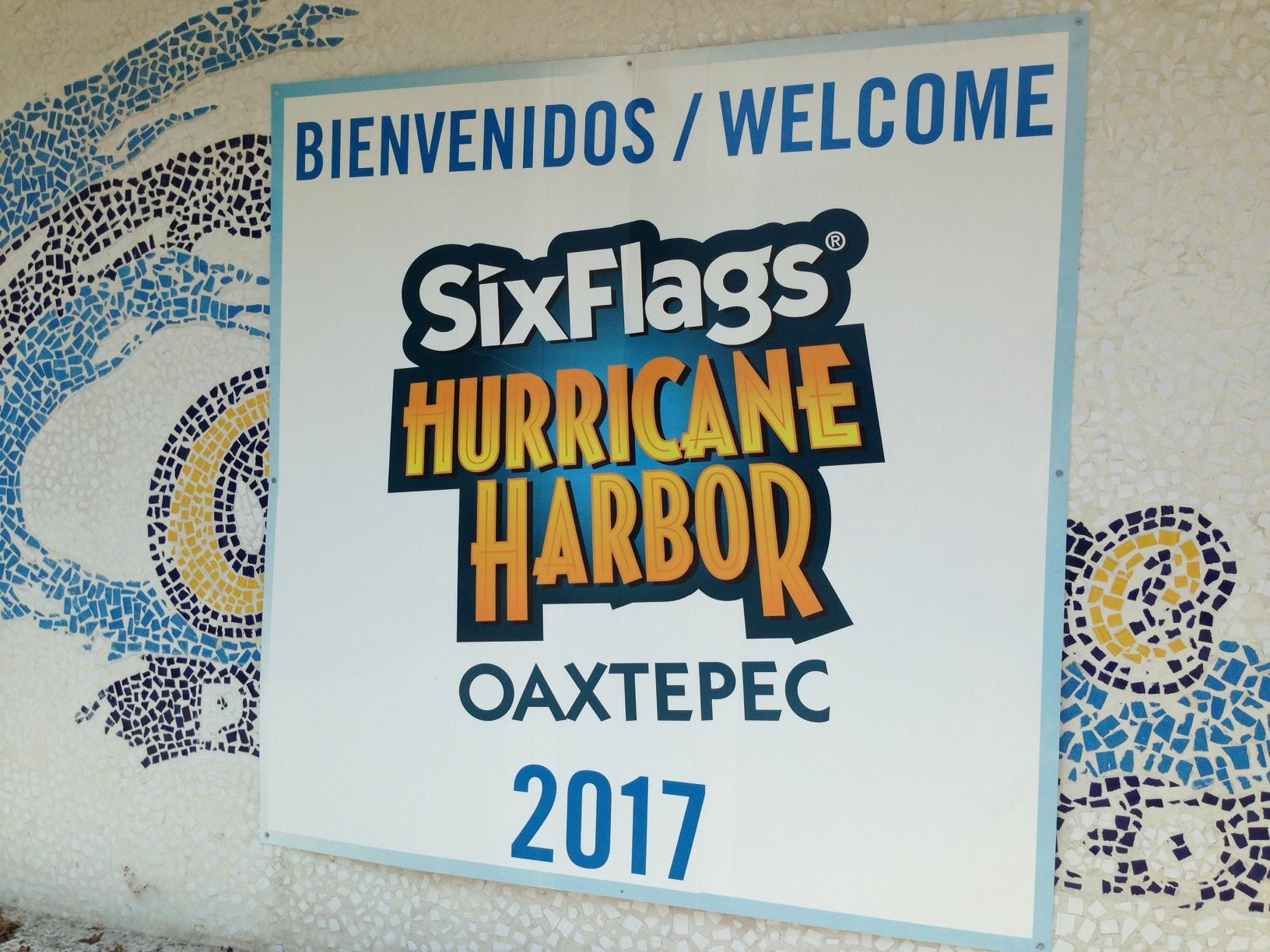 Six Flags Hurricane Oaxtepec