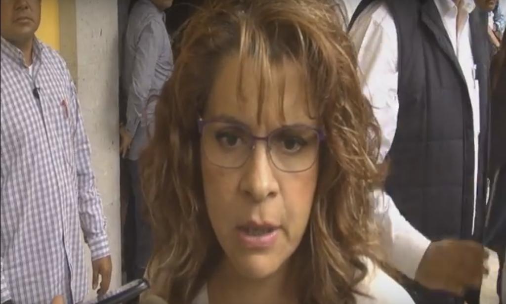 Patricia Mora Secretaria de salud