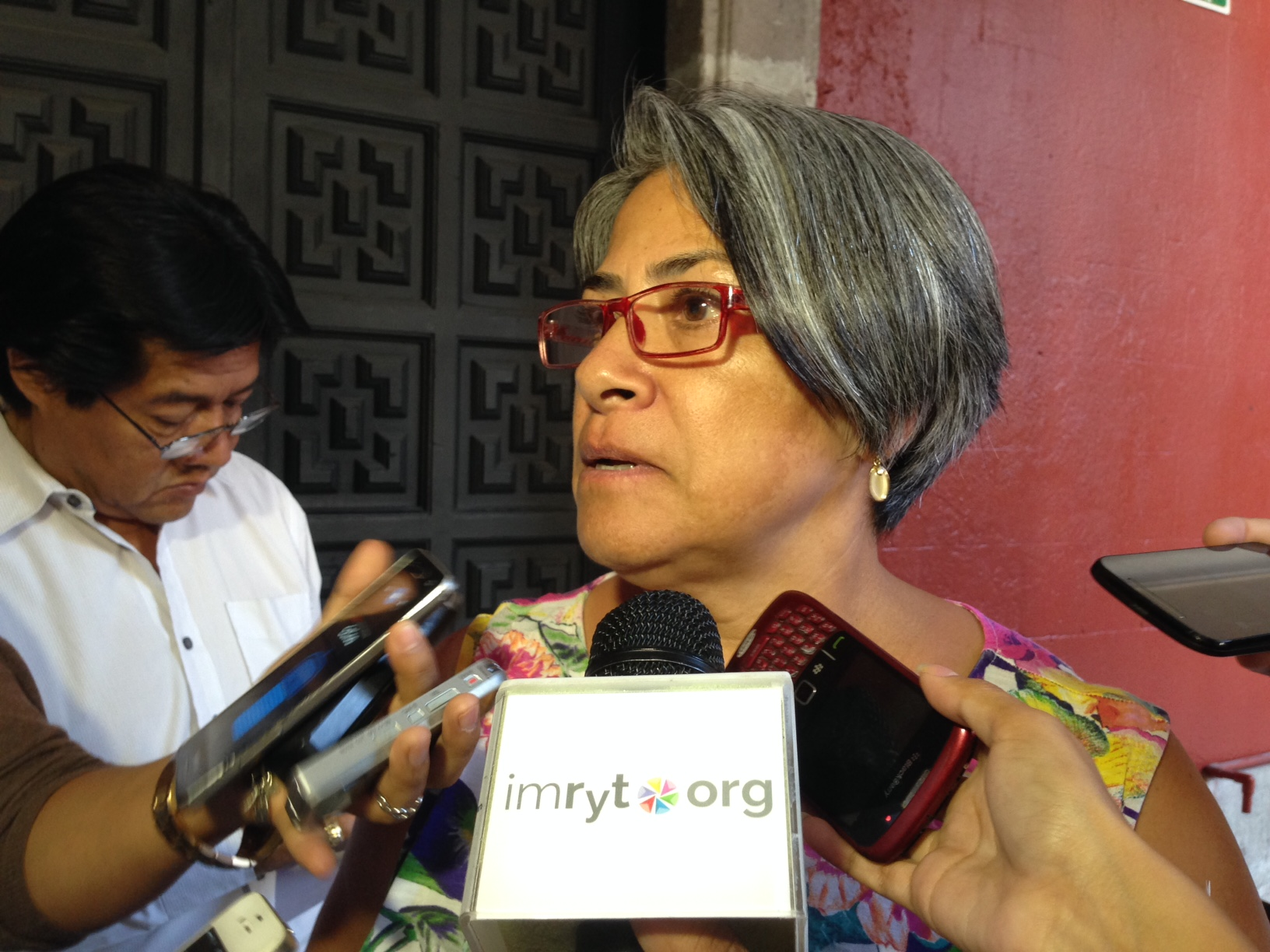 Patricia Izquierdo Medina secretaria de Obras públicas