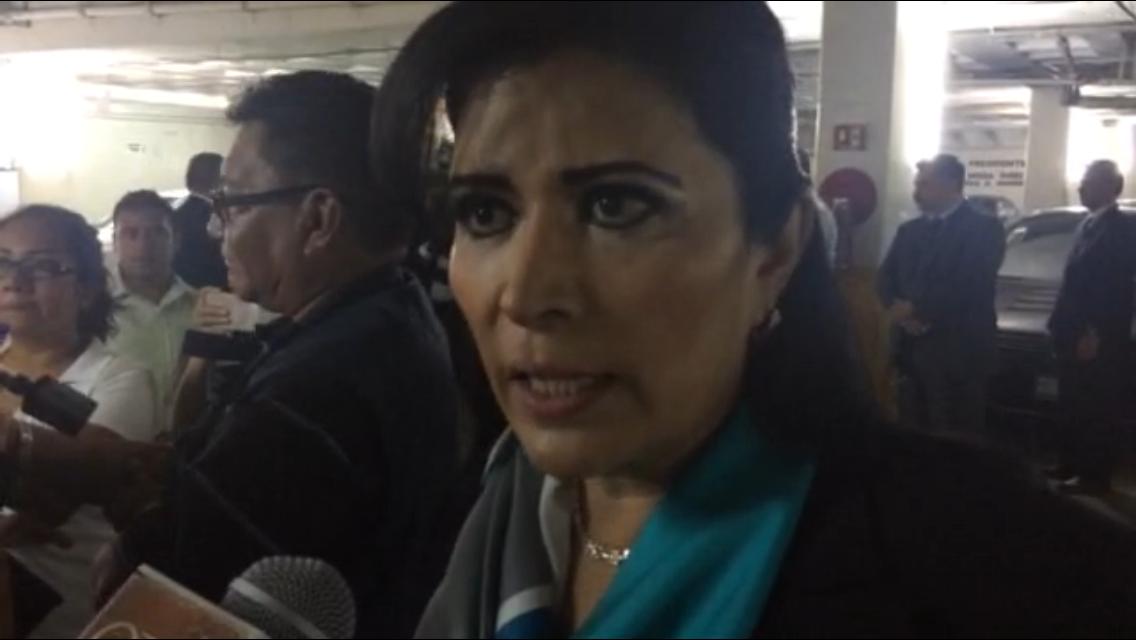 María Eugenia Ocampo Bedolla