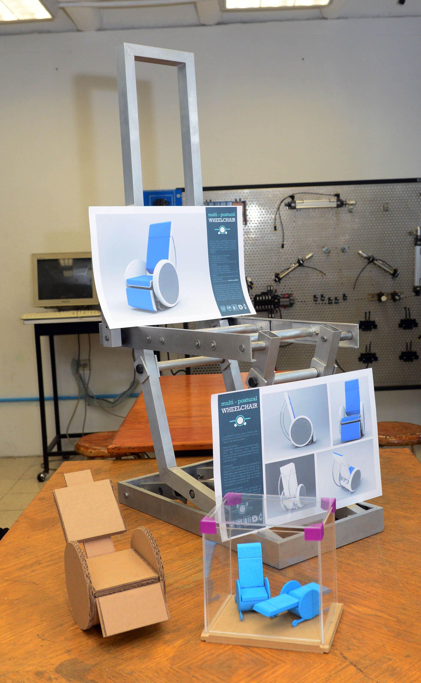 Crean en la unam silla ortop dica especial para adultos mayores o discapacitados zona centro - Silla de bano ortopedica ...