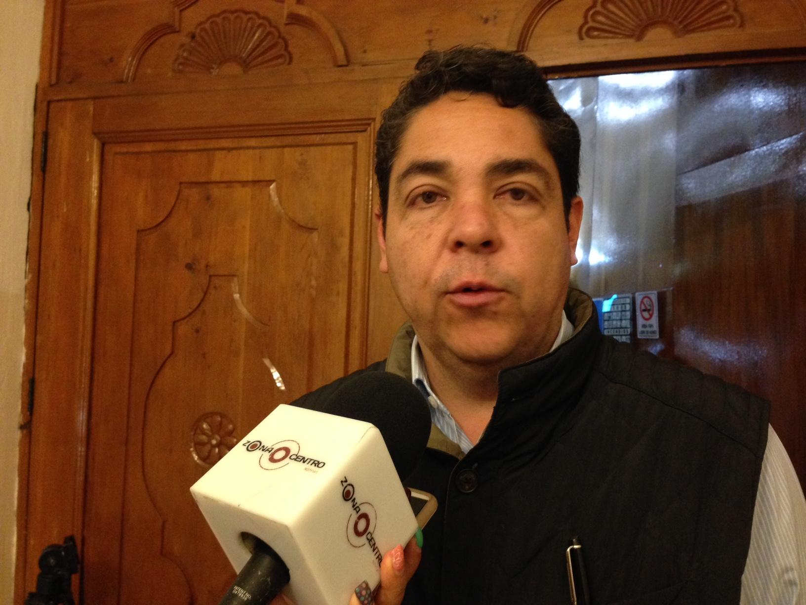Protección Civil Francisco Javier Bermúdez Alarcón