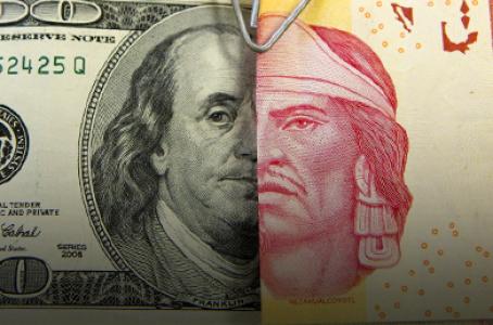Gélido Día Para El Peso Mexicano Por Segundo Consecutivo Enfa Un Entorno Internacional Adverso Que Lo Coloca Como La Moneda Con Peor Desempeño