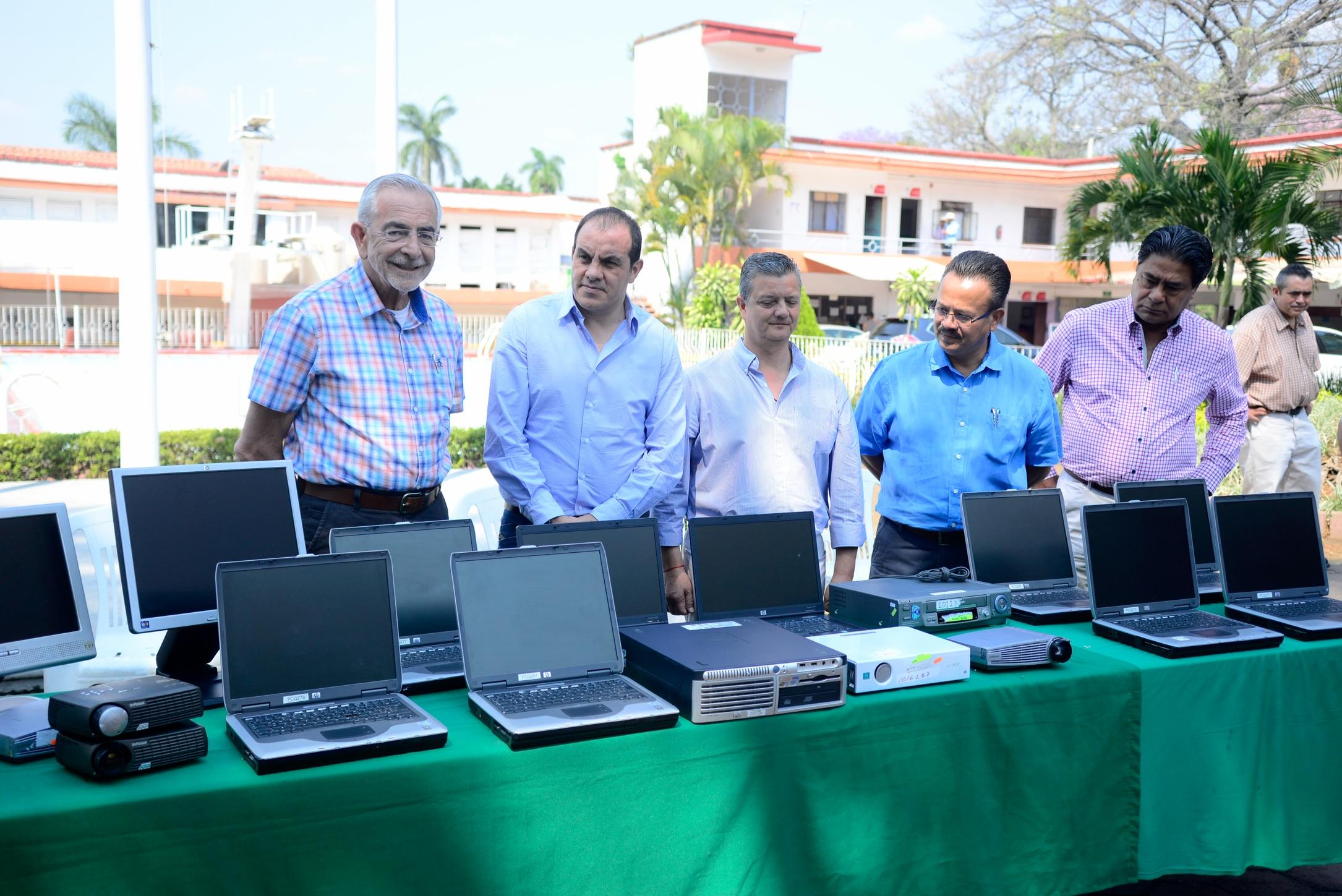 Agradece gobierno ciudadano apoyo del instituto nacional for Oficina del ciudadano