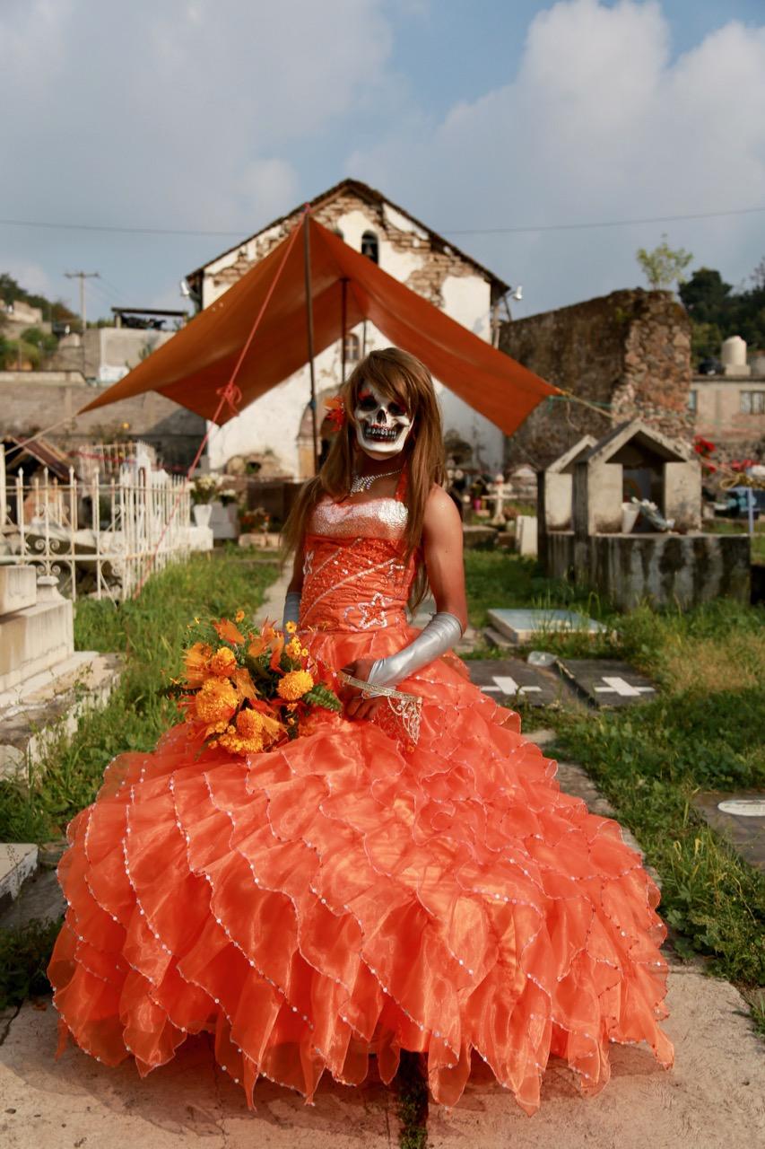 Así se vivió la Huehuenchada en el municipio de Tetela del ...