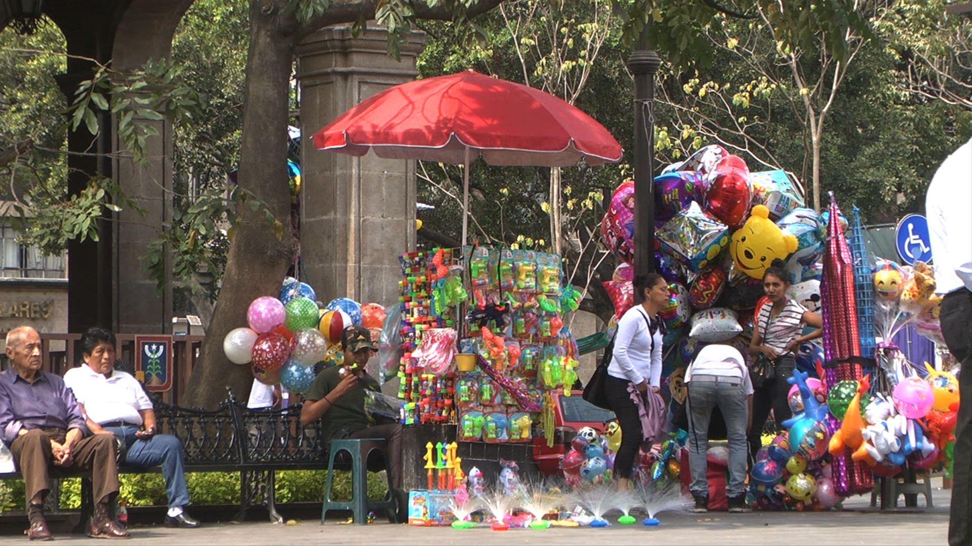 Comercio ambulante dispara migración en Cuernavaca, vendedores ...