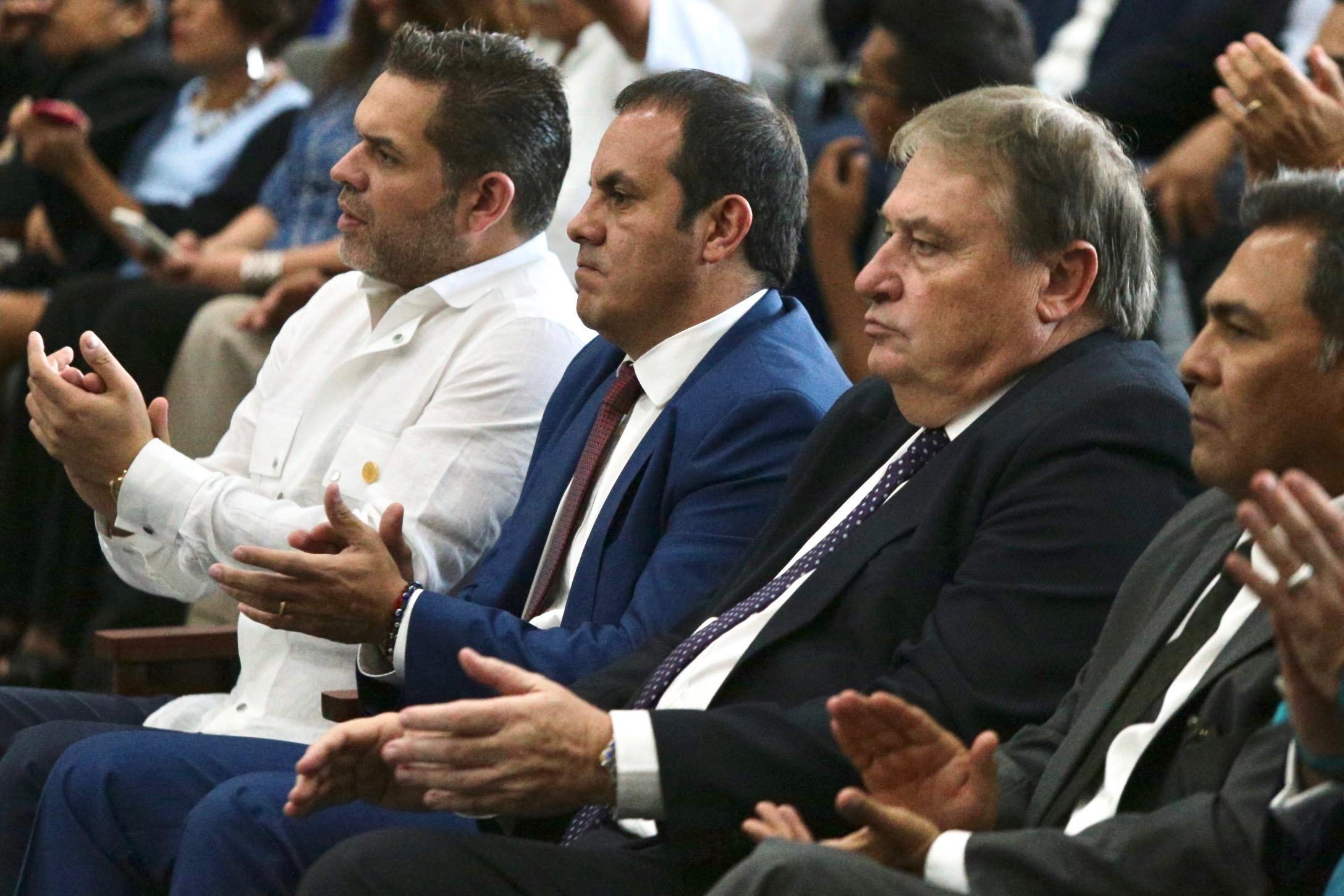 Designa Cuauhtémoc Blanco gabinete provisional y anuncian que se ...