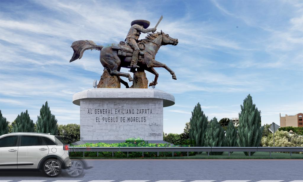 estatua del nuevo quedará la ecuestre su Así General en hogar wYpqWR8