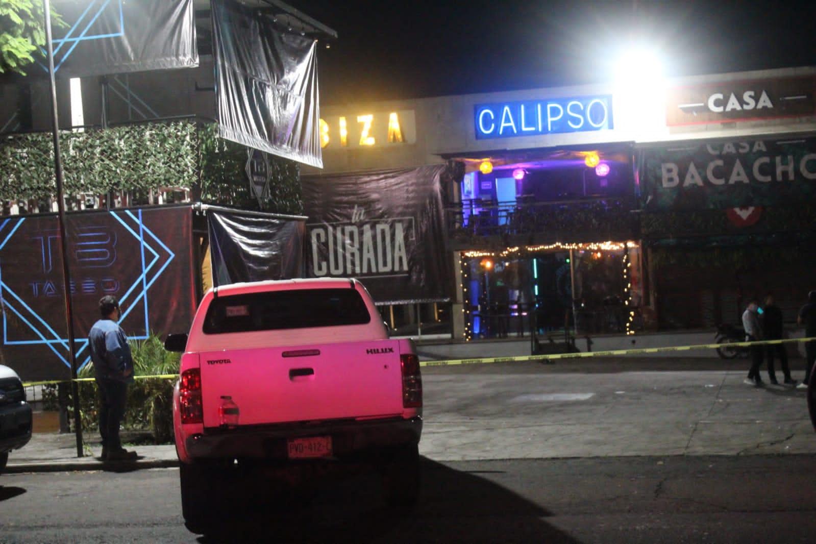 Balacera en bar Calipso de Avenida Río Mayo de Cuernavaca, deja un muerto y  un herido. – Zona Centro Noticias